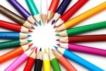 4 easy things to improve your memory by 10% - photo of coloured pencils