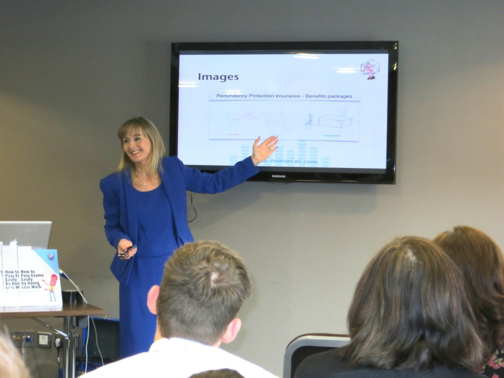 Lysette Offley's Key Note Speech at InsureED Conference Nottingham 21.05.13