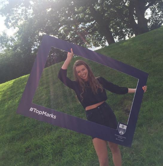 Olivia Sellers GCSE Student