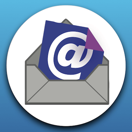 Email logo GM