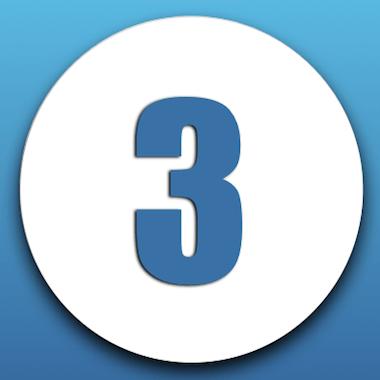 3 logo