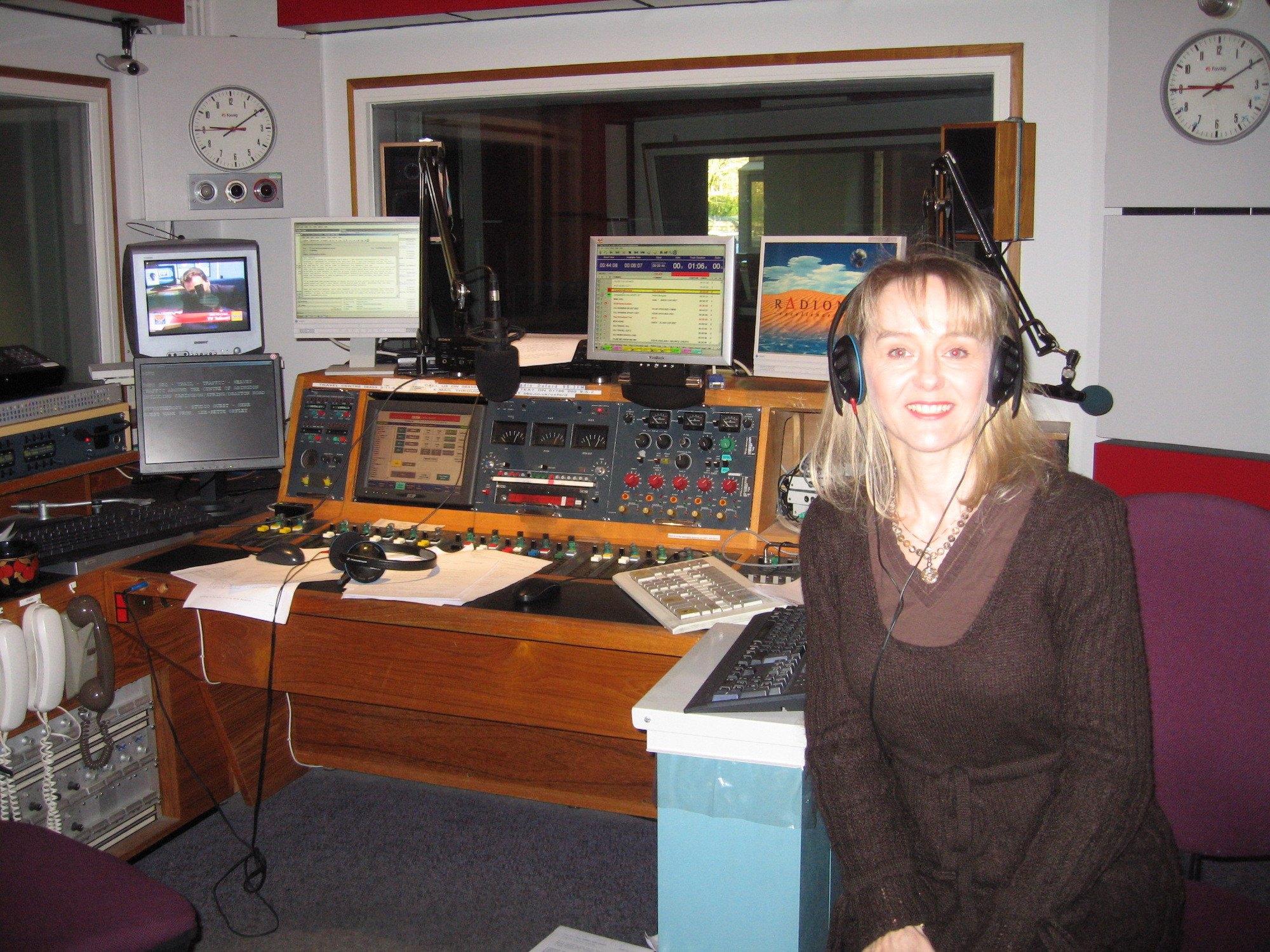 Lysette Offley Radio Oxford 09.04.08